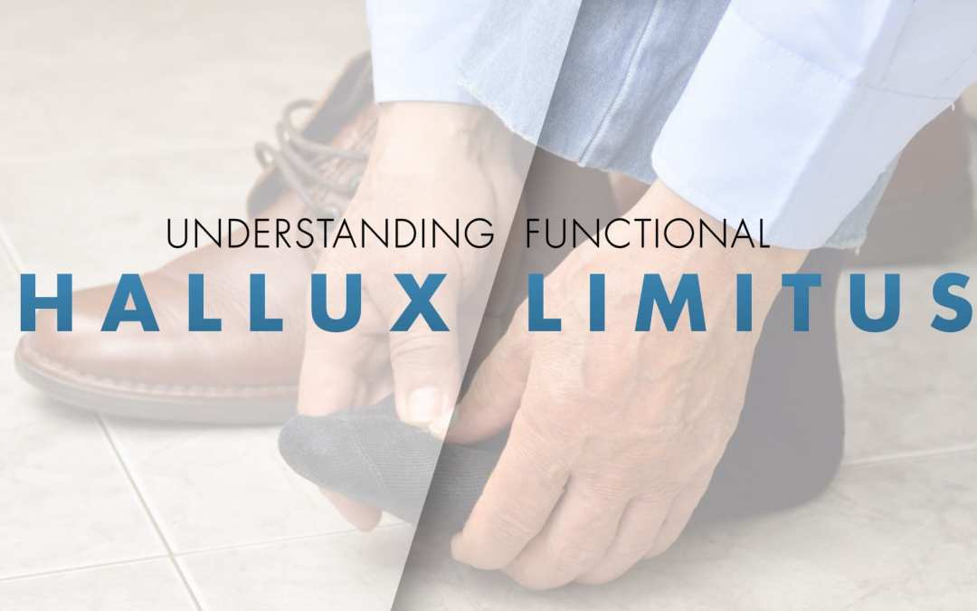 Comprensione del Limite Hallux funzionale