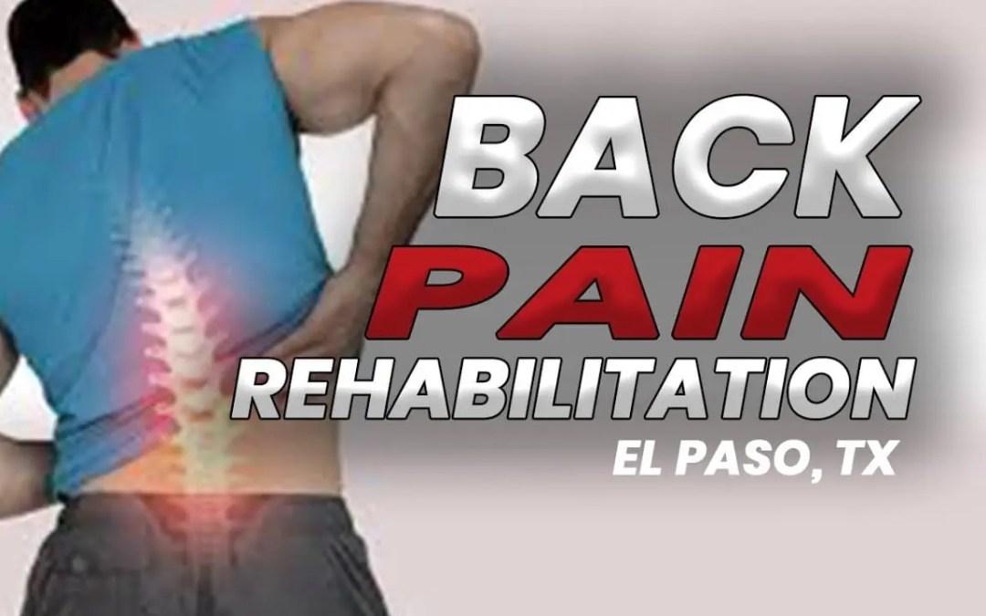 Specialista di mal di schiena | El Paso, Tx