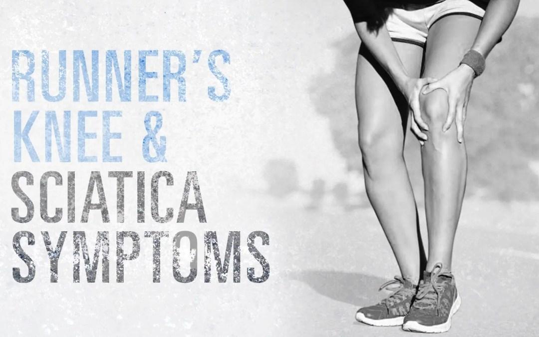 Sintomi del ginocchio e della sciatica del corridore | Chiropratico El Paso, TX