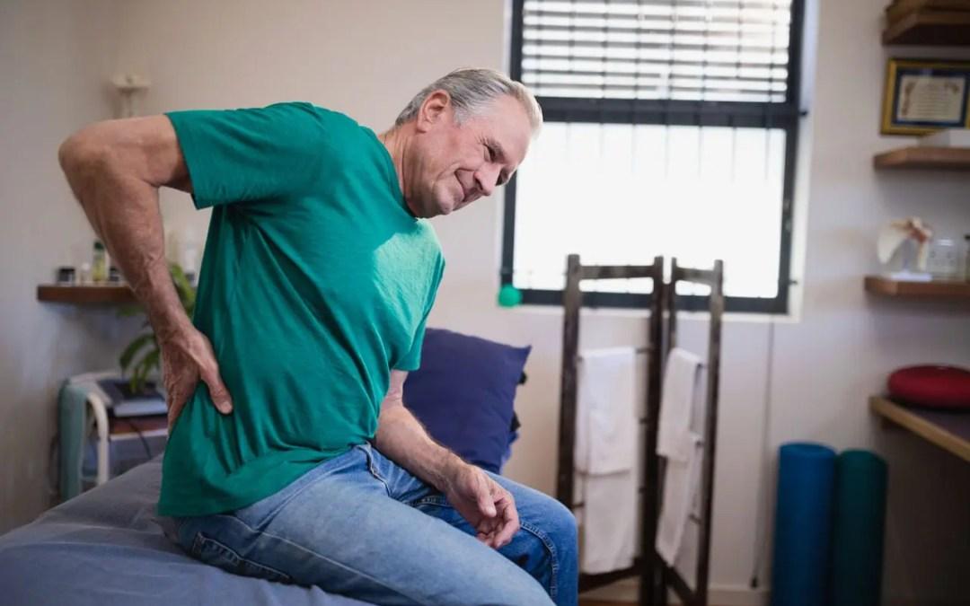 Mal di schiena o dolore all'anca? Arrivare alla radice del problema El Paso, TX.