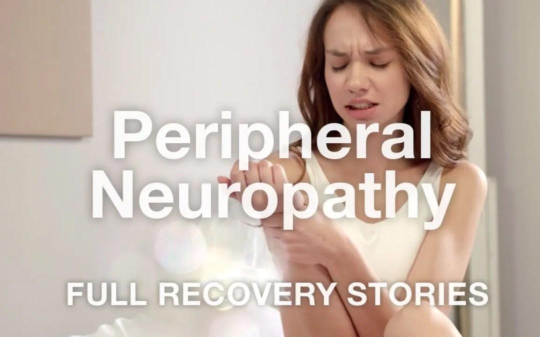 Storie di recupero della neuropatia periferica | El Paso, TX (2019)
