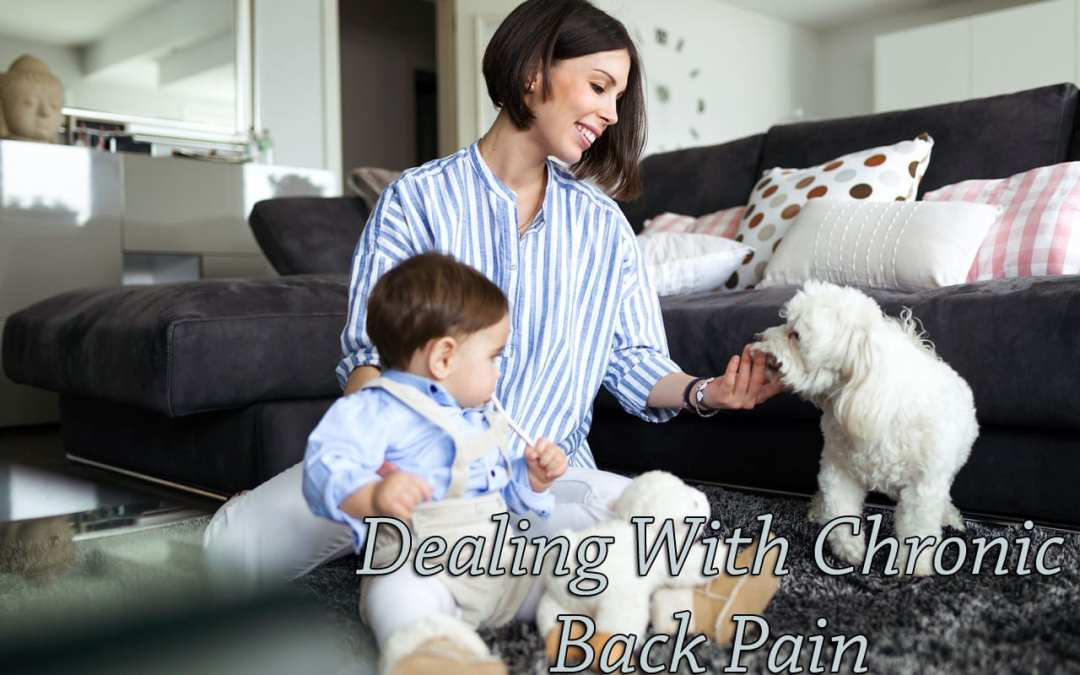 Dealing With Chronic Back Pain That Is Stressing You Out El Paso, TX.