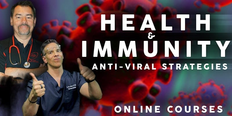 Health & Immunity LIVE WEBINAR with Dr. Jimenez and Dr. Ruja