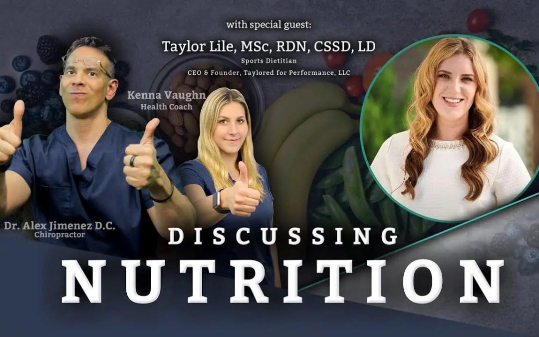 Podcast: nutrizione sportiva e dietista sportivo