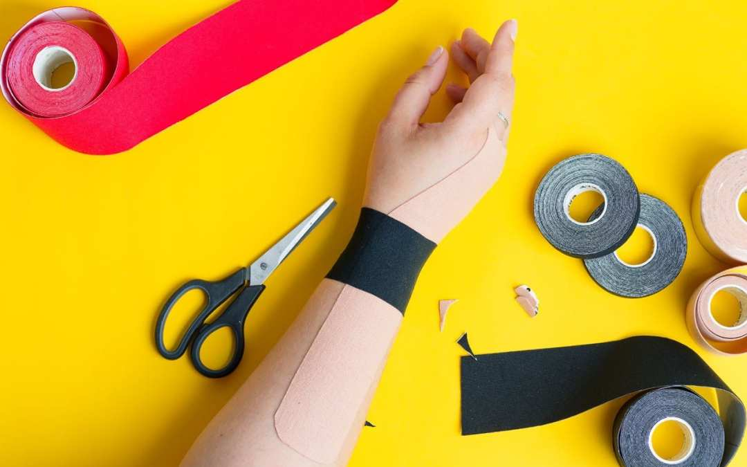 Benefits of Kinesio Taping For Everyone