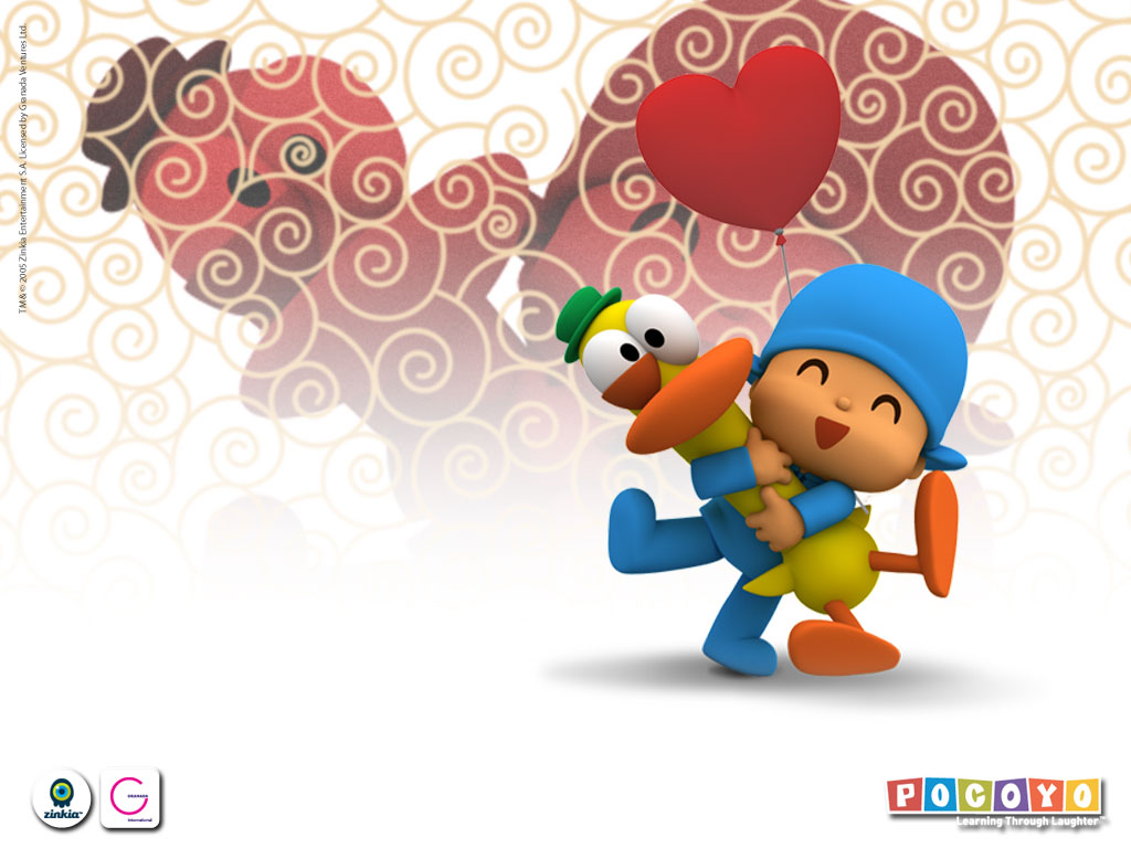 Pocoyo - Wallpapers y Animaciones