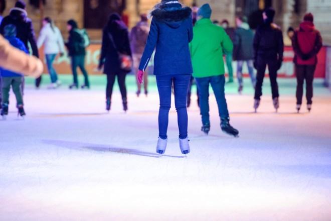 Otro planazo para los peques: ¡Patinaje sobre hielo en Madrid! (iStock).
