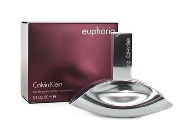 euphoria envase