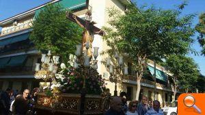 Culmina en el Barrio Orba de Alfafar una semana de actos religiosos en el municipio