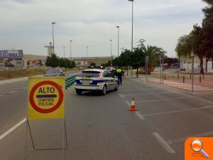 La Policía Local de Alfafar realiza una nueva Campaña de Control de Alcohol y Drogas al Volante