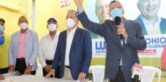 Mnauel Jimenez y Antonio Taveras