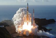 Japón: Dubái lanza la sonda Hope con destino a Marte