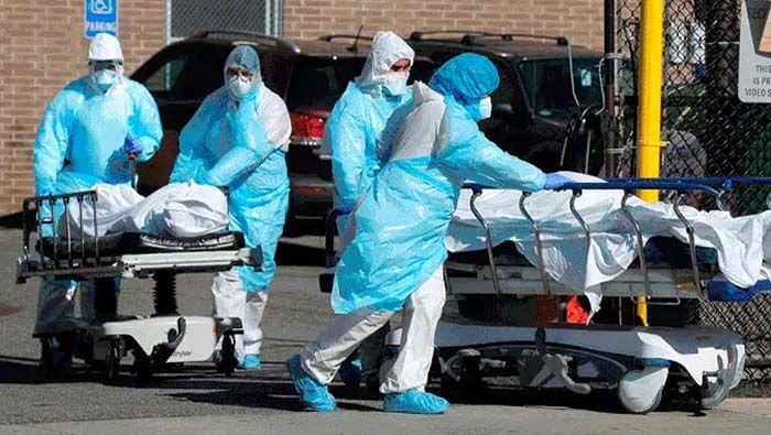 Pandemia: Estados Unidos 186.587 muertos y 6.13 millones de infectados