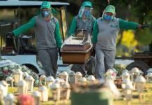 Estados Unidos-Pandemia: 161 mil muertos y 4.97 millones de infectados