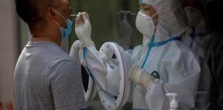 Pandemia: China reporta otros 43 infectados tras rebrote en Xinjiang