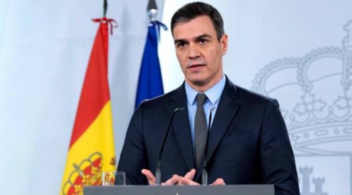 Pandemia España inicia toque de queda desde las 11: PM hasta las 6: AM