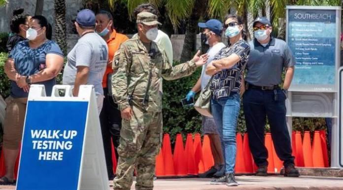 Miami-Pandemia: reportan 114 muertos y 17.344 infectados en La Florida