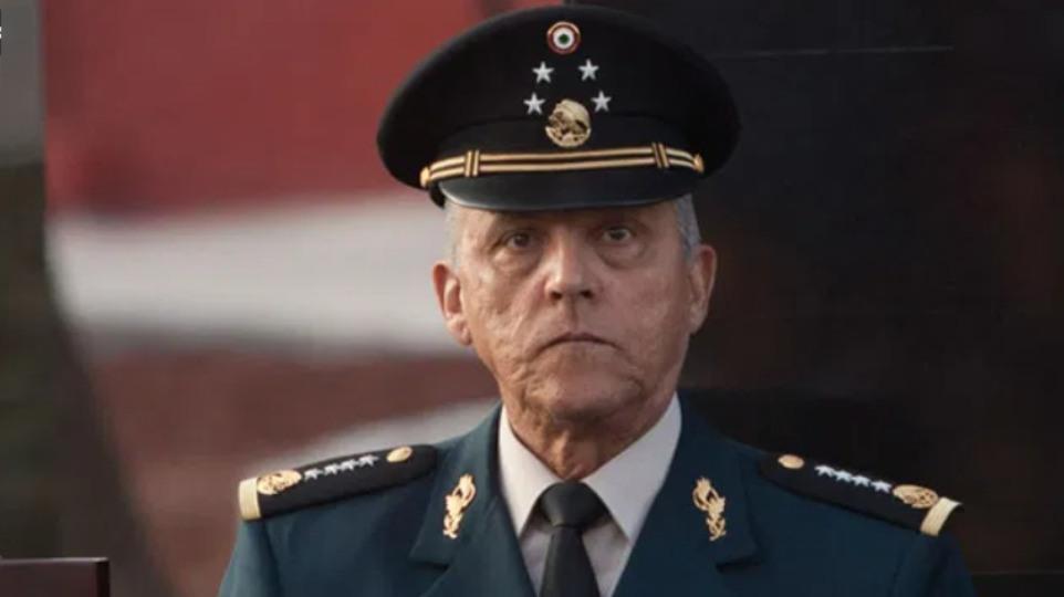 gral. Cienfuegos en México