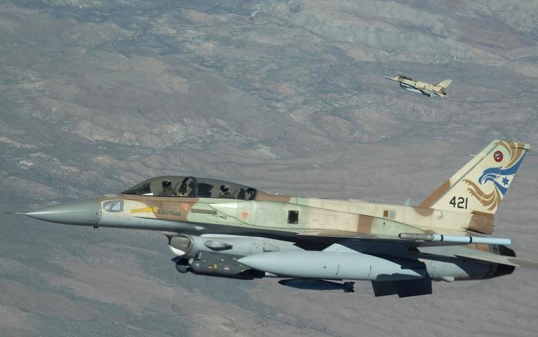 Franja de Gaza: Aviones de Israel bombardean posiciones militares de Hamás