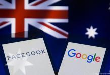 Sídney: Google y Facebook tendrán que pagar por publicidad en webs de Australia