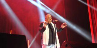 Danny Rivera. Concierto Con las alas rotas, Teatro Nacional. Fotos: Yimel Rivera