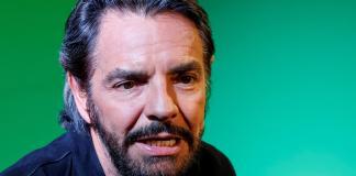 En la imagen un registro del actor mexicano Eugenio Derbez, en Ciudad de México (México). EFE/José Méndez/Archivo