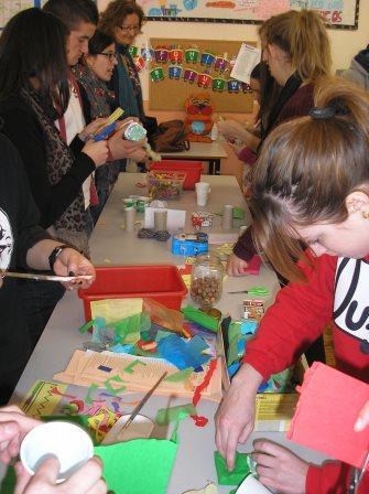 ALa Ludoteca Municipal de Alfafar se convierte en referencia para alumnos en prácticas