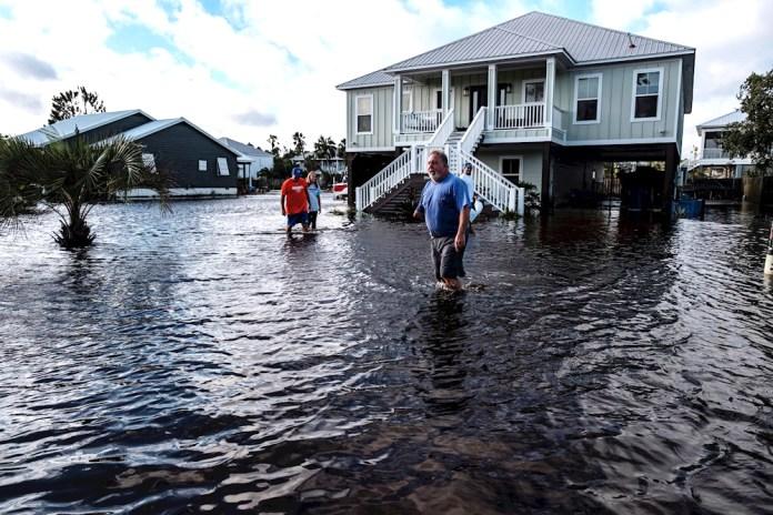Un muerto y causa inundaciones en el sudeste de Estados Unidos deja Sally    El Periódico USA   En español del Rio Grande Valley, Texas.