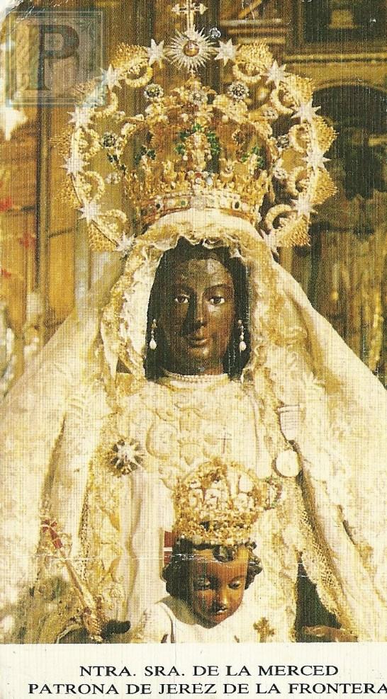 Merced, Patrona de Jerez