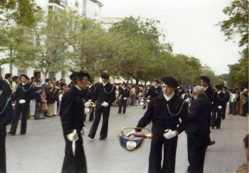Una mirada al pasado: LOS REPERTORIOS DE LOS AÑOS 90 EN NUESTRAS COFRADÍAS