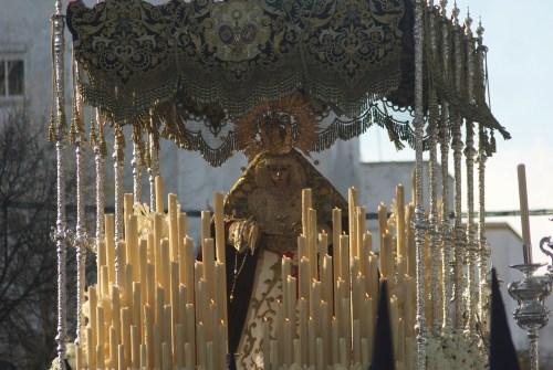 La Candelaria nombra a Manuel Jaén Vargas capataz de su paso de palio