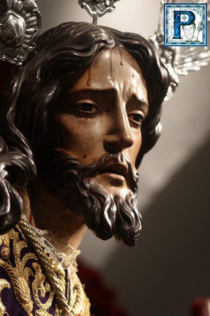 Jesús del Prendimiento. Foto: Lucas Álvarez