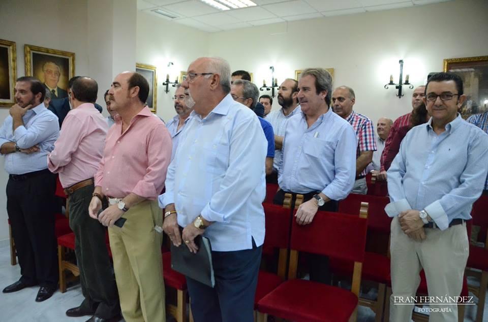 El Pleno de Hermanos Mayores aprueba el presupuesto de 2017 de la Unión de Hermandades