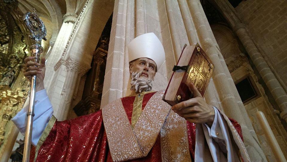 Celebración del día de San Dionisio, Patrón de Jerez de la Frontera