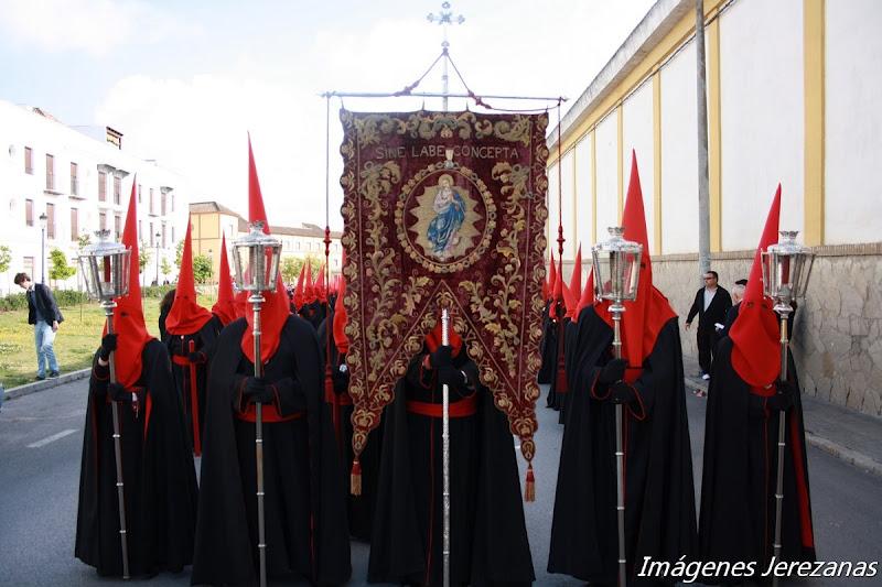 El Desconsuelo celebra mañana un Rosario de la Aurora por el 750 aniversario de los dominicos en Jerez