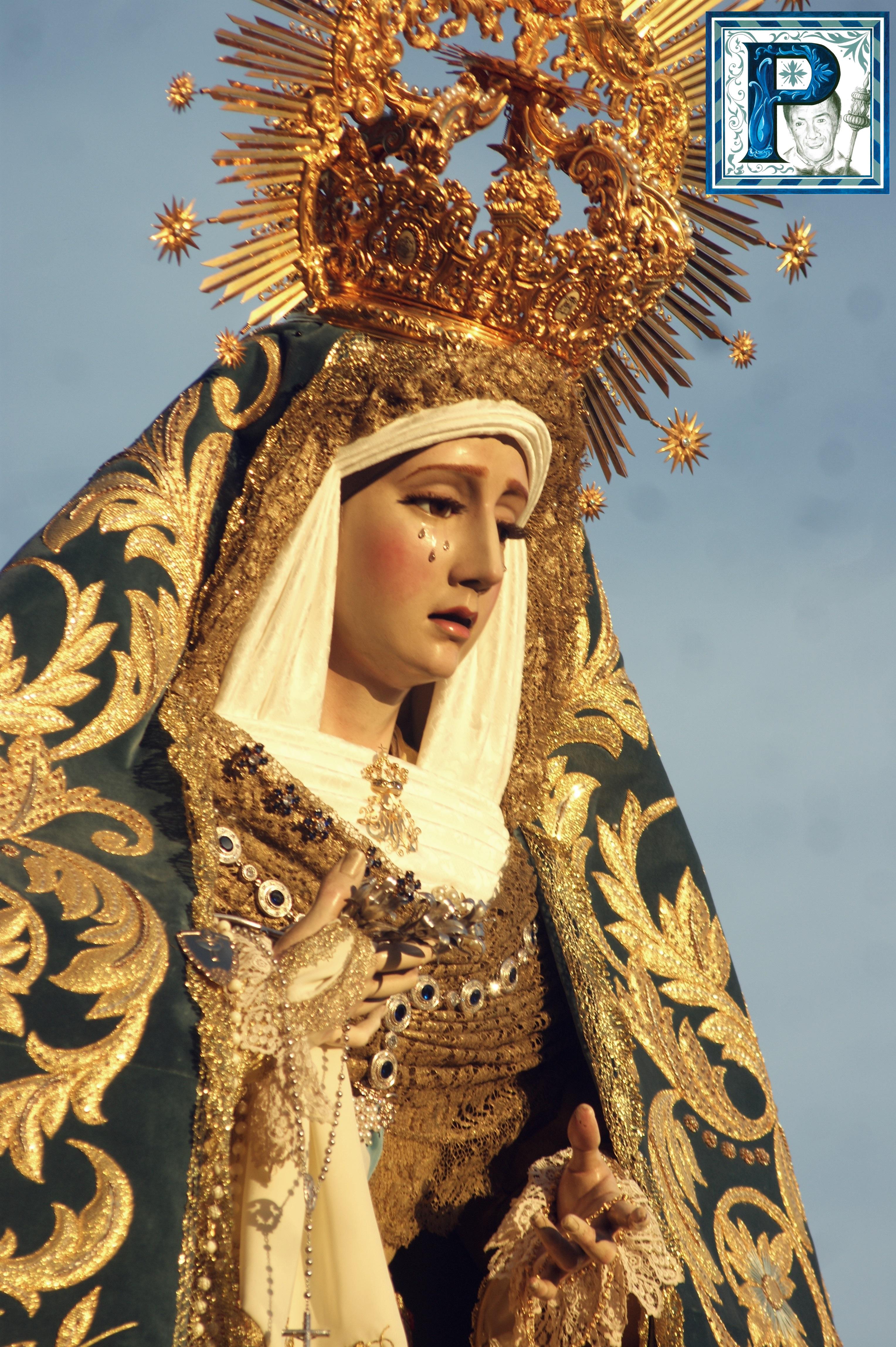 Así vivió Jerez la Inmaculada Concepción de María