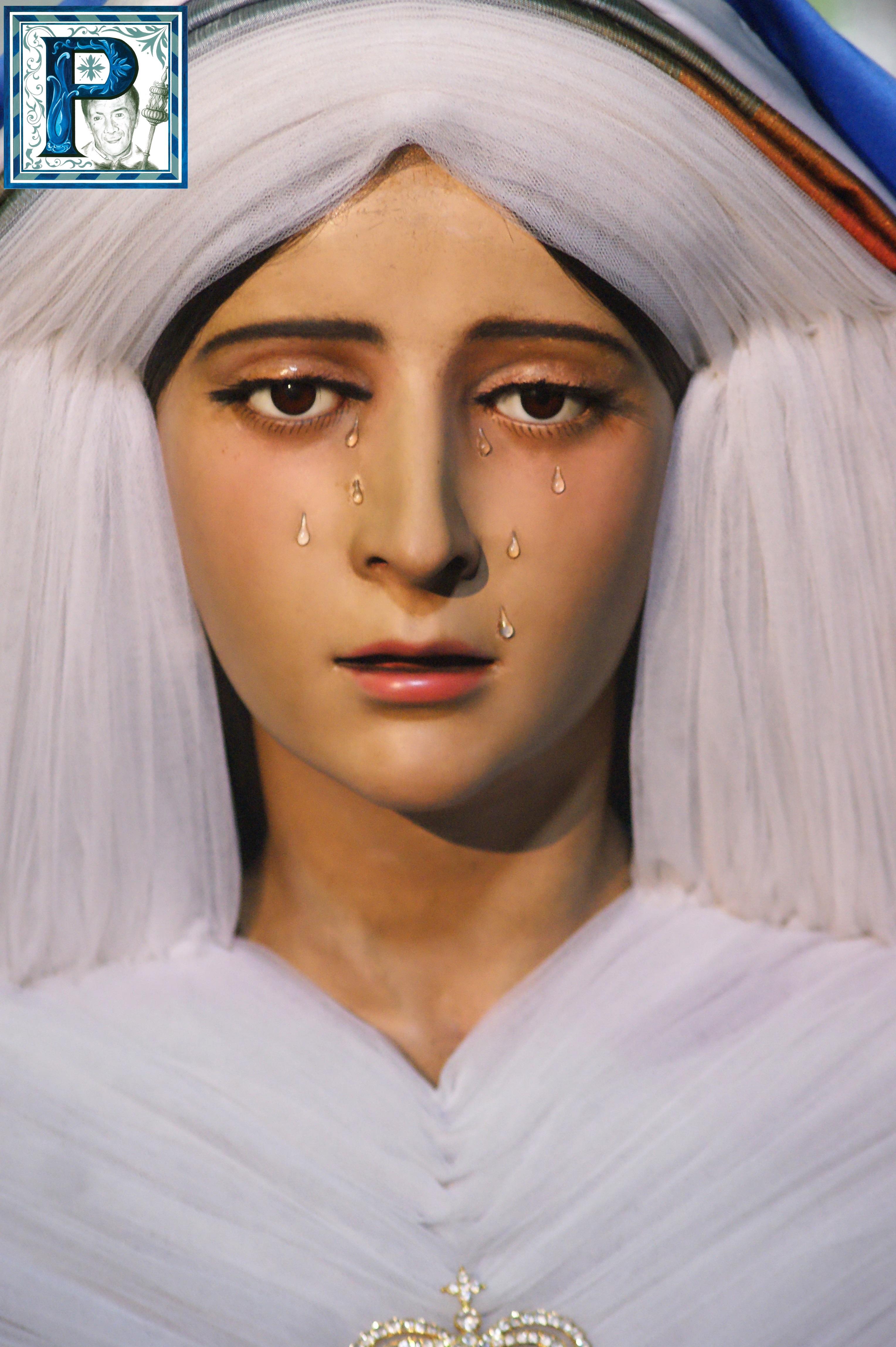 Rosario de la aurora presidido por Madre de Dios de la Misericordia