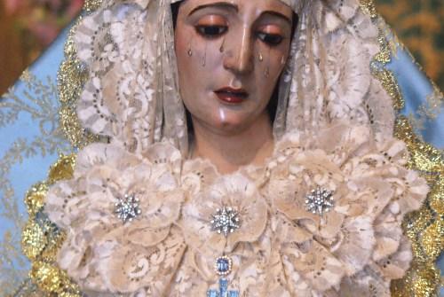 La Festividad de la Inmaculada en la Amargura