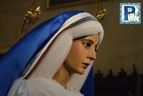 Besamanos a Madre Dios de la Misericordia, por Iván Ibáñez