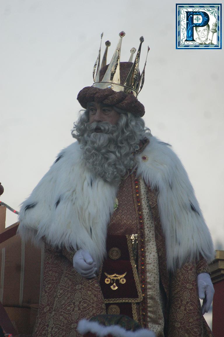 La cabalgata de los Reyes Magos en imágenes. Por Lucas Álvarez