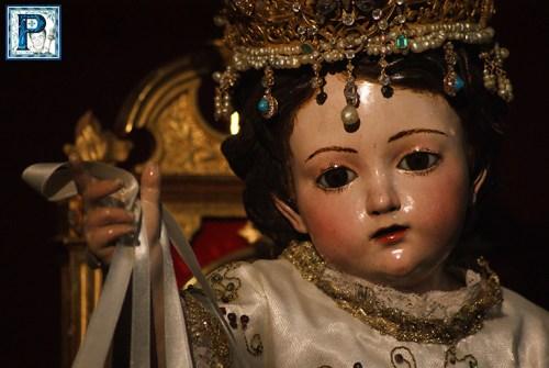 La Octava de la Epifanía nos regala la procesión del Niño Jesús del Carmen