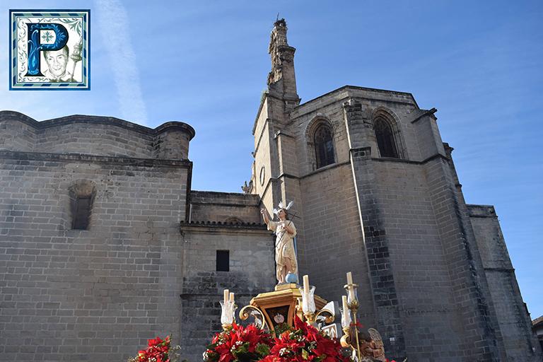 Procesión Niño Jesús de la Buena Muerte, por Iván Ibáñez.