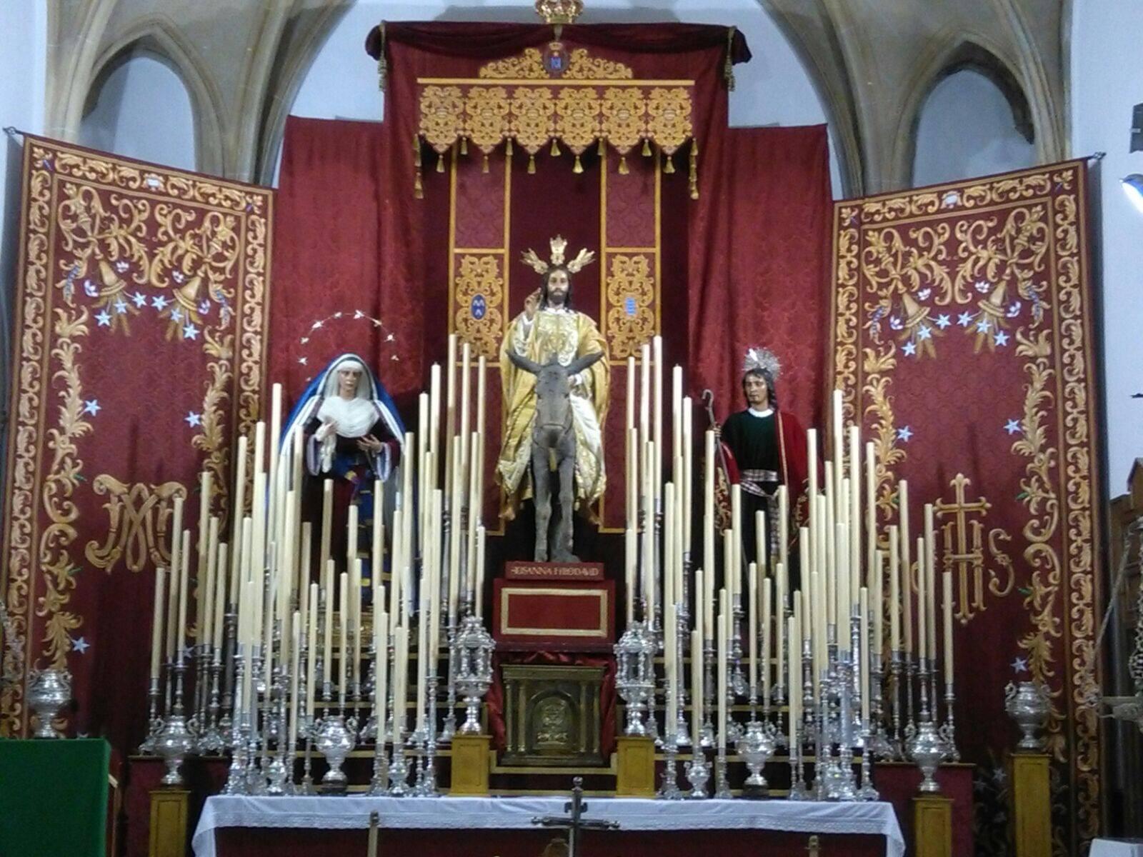 La Cuaresma llega cargada de cultos en nuestras Cofradías