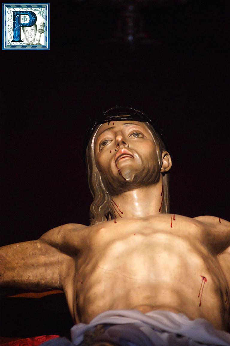El Besapies del Cristo del Perdón por su cincuenta aniversario en imágenes. Por Lucas Álvarez