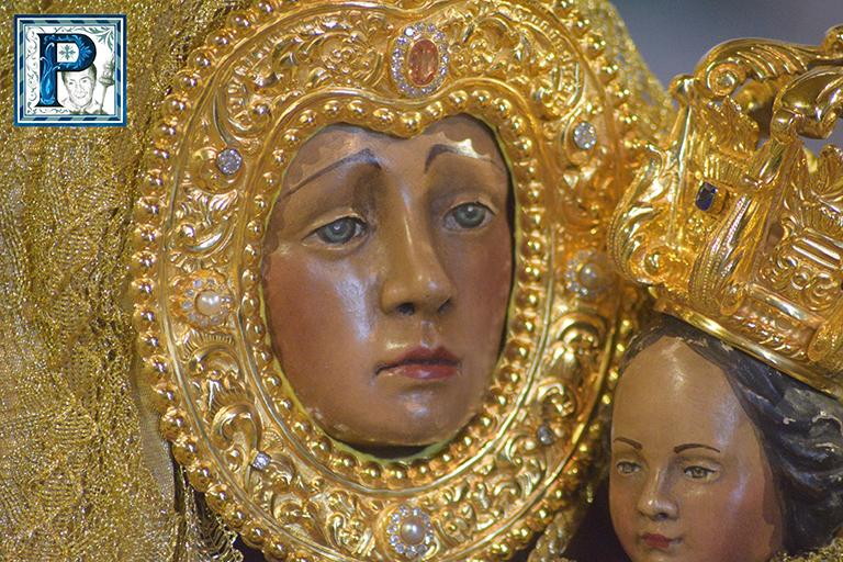 Besamanto a Nuestra Señora de la Cabeza, por Iván Ibáñez.