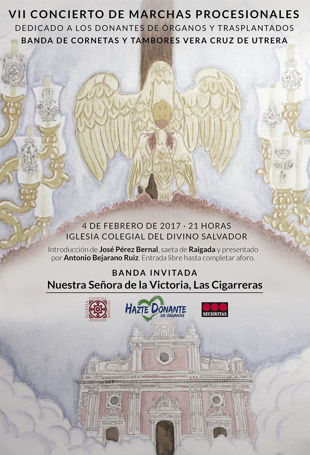 """Así suena """"Lux Aeterna"""" la nueva marcha de la Banda de las Cigarreras para esta Semana Santa"""