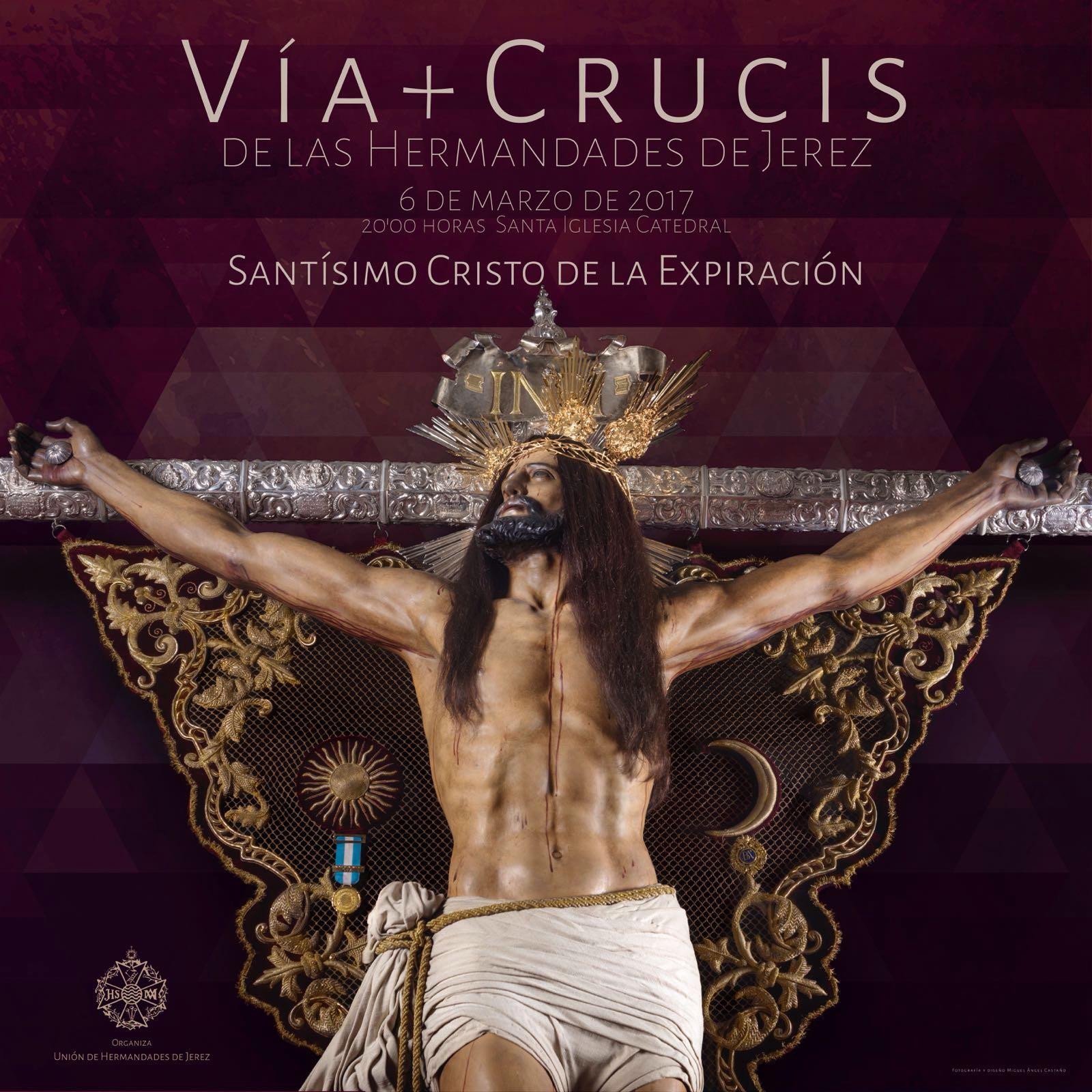 El Vía Crucis de la Unión de Hermandades ha sido presentado en San Francisco