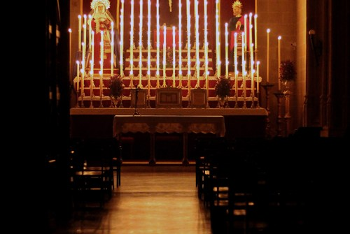 El Altar de Cultos del Prendimiento en imágenes.