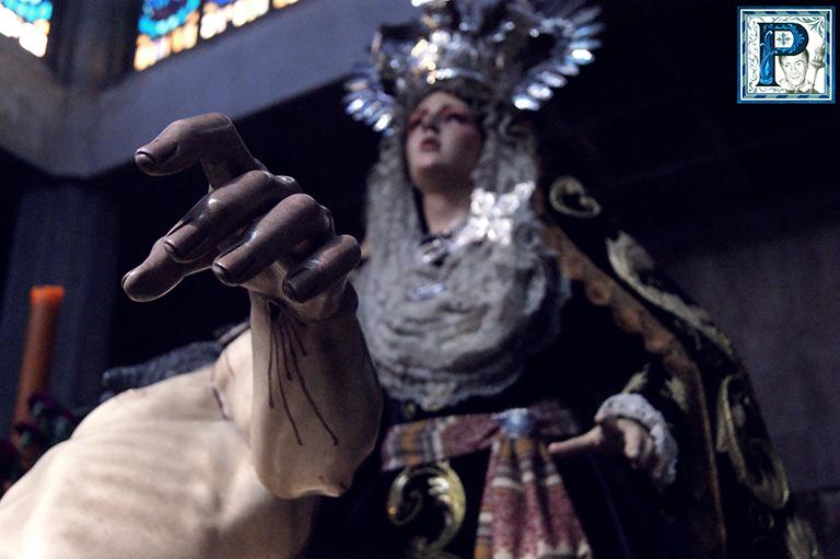 Los Besamanos del Miércoles de Ceniza en imágenes. Por Lucas Álvarez
