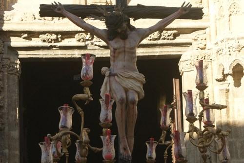 El Vía Crucis del Cristo de las Almas en vídeo.